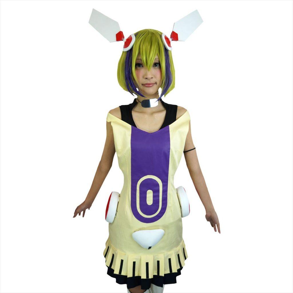 Dimension W(ディメンション ダブリュー) 百合崎ミラ 風 コスプレ衣装