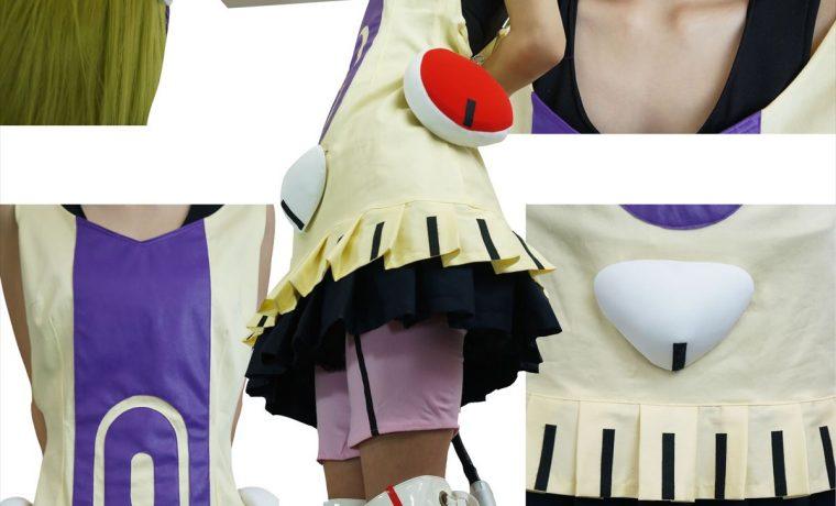 Dimension W(ディメンション ダブリュー) 百合崎ミラ 風 コスプレ衣装_2