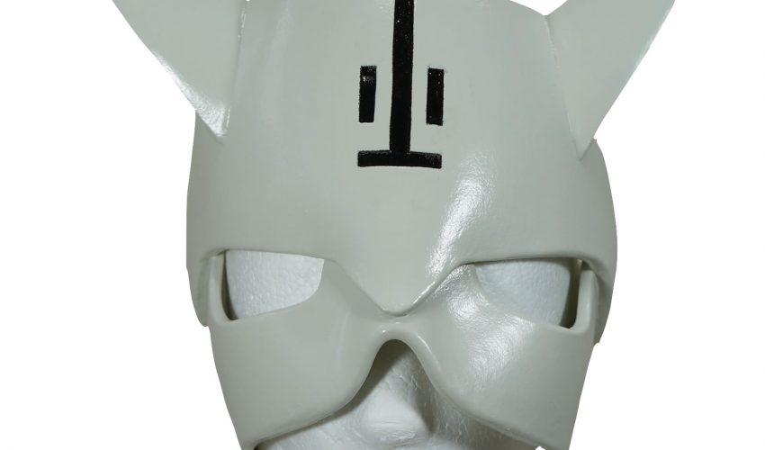 うたわれるもの ハクオロ 仮面 風 コスプレ用アイテム