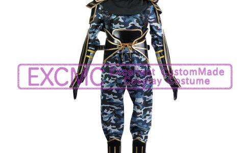 戦国BASARA2 猿飛佐助 第弐衣装 風 コスプレ衣装