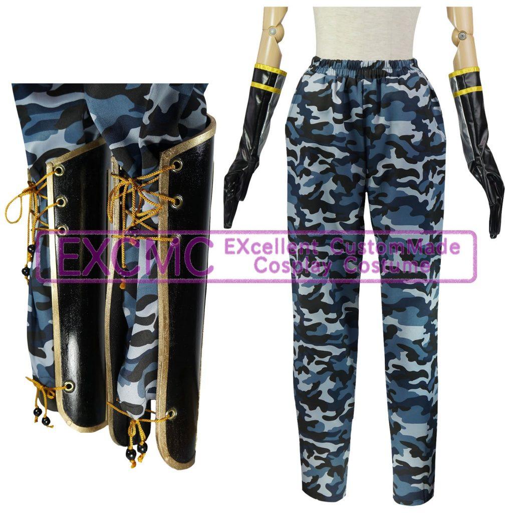 戦国BASARA2 猿飛佐助 第弐衣装 風 コスプレ衣装5